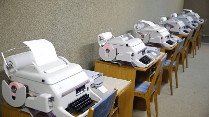 Why People Still Use Fax Machines The Atlantic