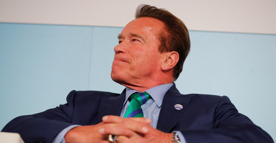 Arnold Schwarzenegger's War on Gerrymandering Is Just Beginning