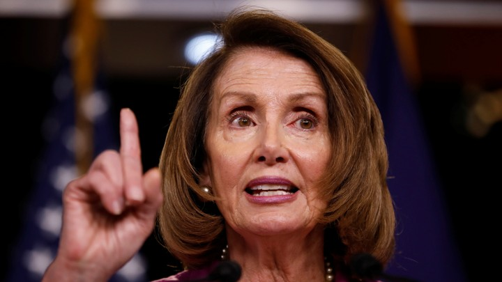 Image result for Should Nancy Pelosi Be taken away From Office?