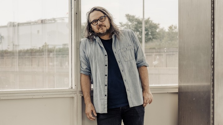 Jeff Tweedy publicity photo