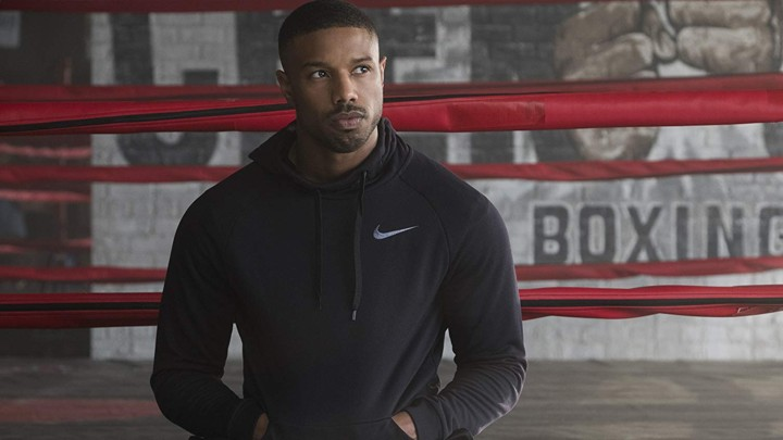 Michael B. Jordan in 'Creed II'