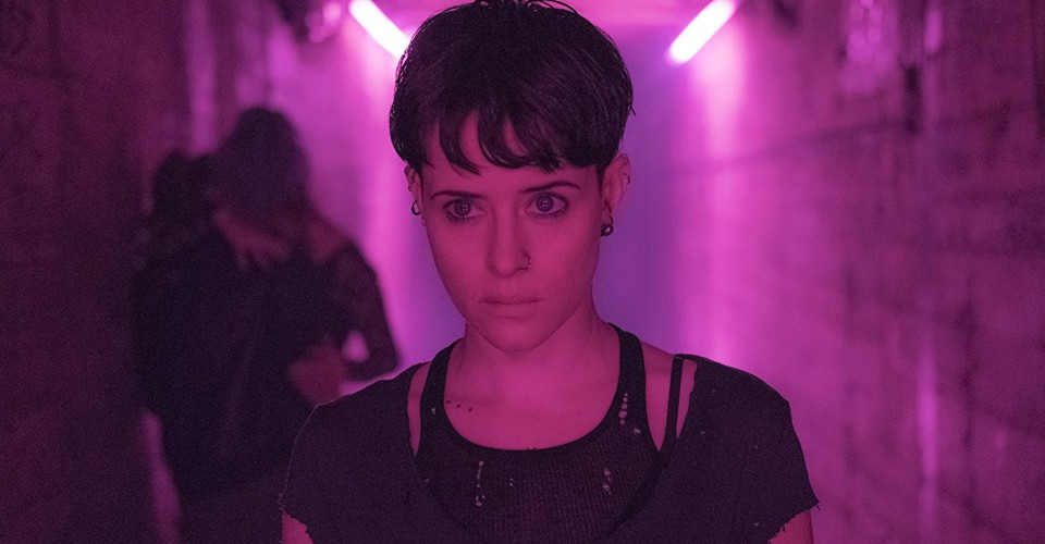 'The Girl in the Spider's Web' Turns Lisbeth Salander Into a Superhero