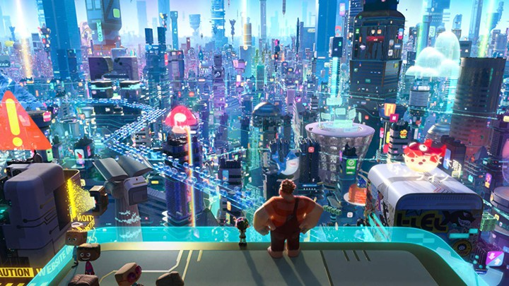 Ralph Breaks The Internet Is A Dazzling Sequel The Atlantic