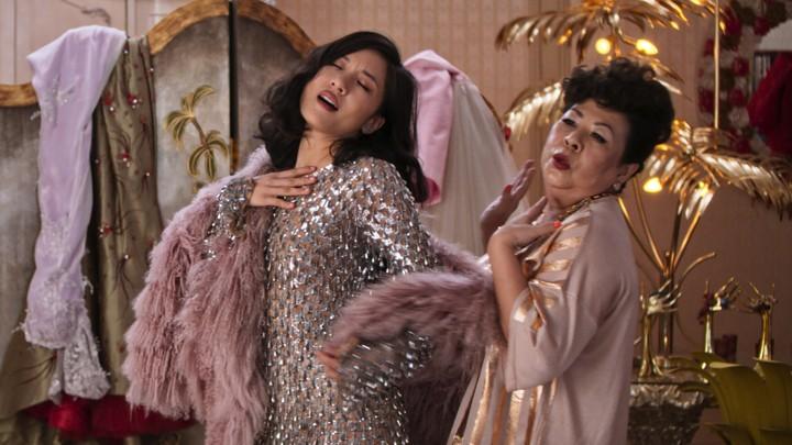A still from 'Crazy Rich Asians'