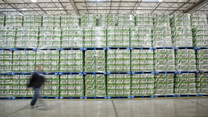 Americans Are Weirdly Obsessed With Paper Towels - The Atlantic