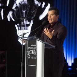 John Leguizamo speaks at the American Ingenuity Awards on Dec. 5.