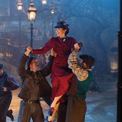 A still from 'Mary Poppins Returns'