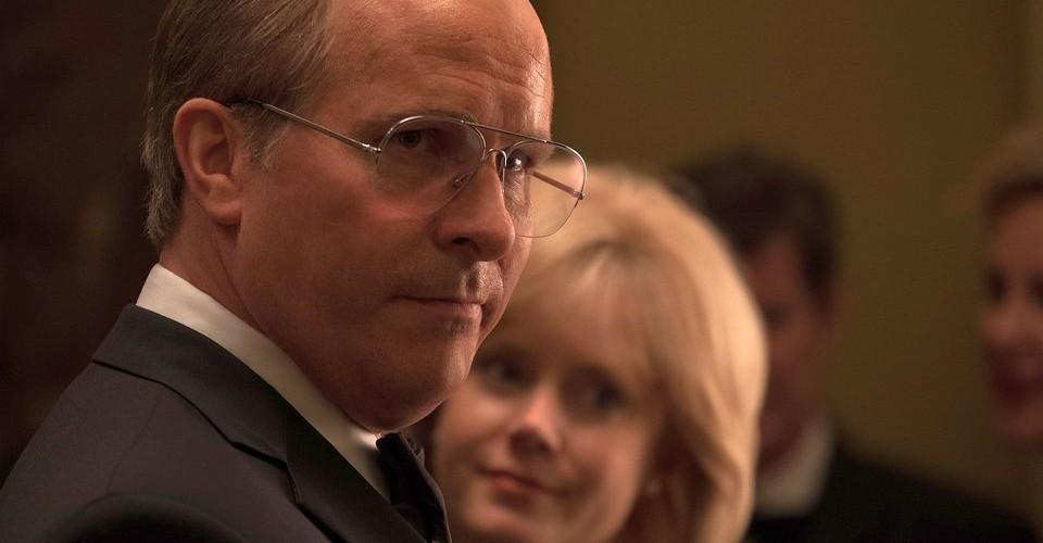 Vice' Is a Goofy, Pedantic Dick Cheney Biopic - The Atlantic