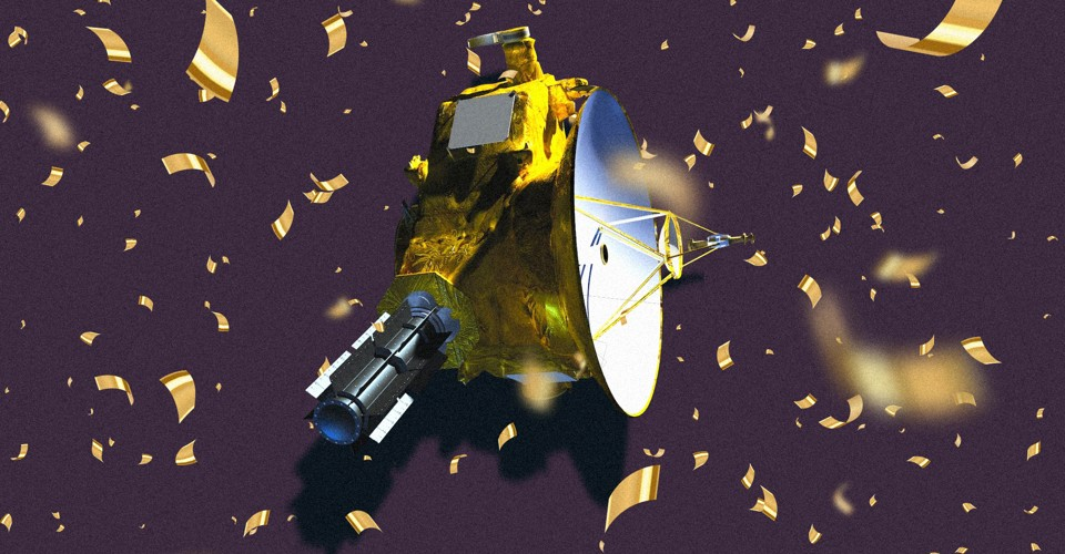 QnA VBage NASA Hits Its New Year's Target at the Edge of the Solar System