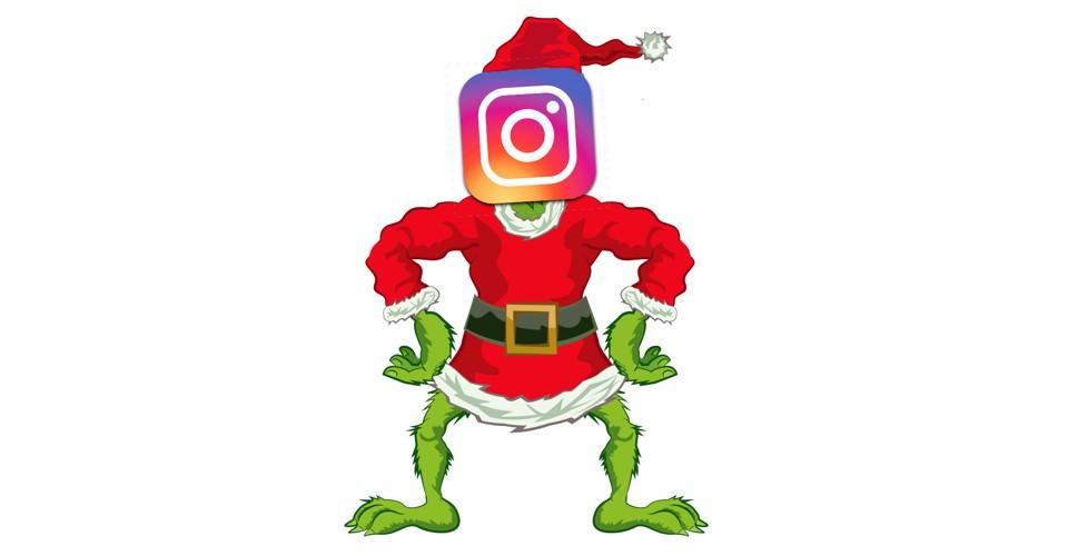 QnA VBage Instagram's Christmas Crackdown