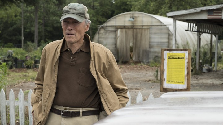 Clint Eastwood in 'The Mule'