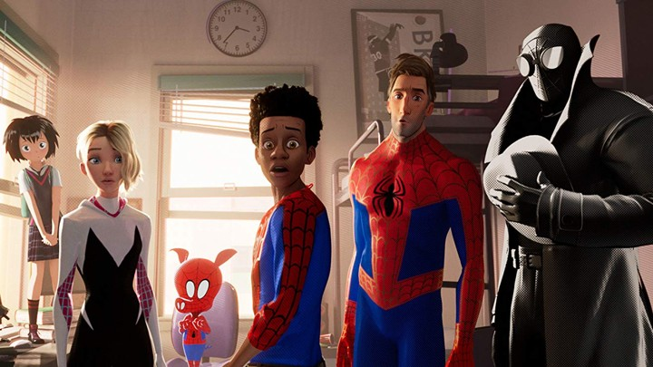 Spider Man Into The Spider Verse Is Glorious Fun The Atlantic