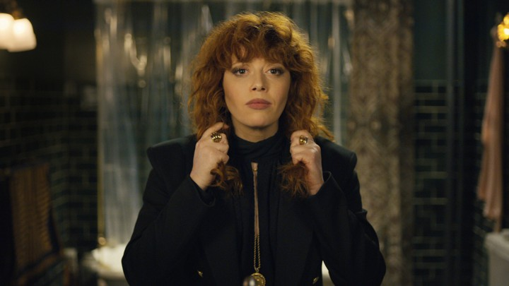The Existential Zaniness Of Russian Doll The Atlantic