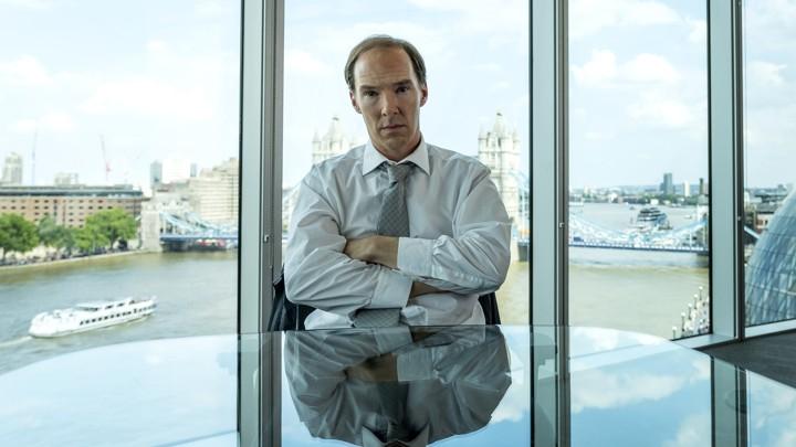 Benedict Cumberbatch stars as Dominic Cummings in 'Brexit: The Uncivil War.'
