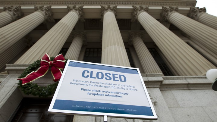 The Real Shutdown Fight Might Only Be Getting Started