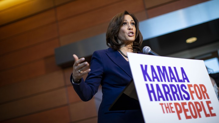 Image result for Kamala Harris 2020