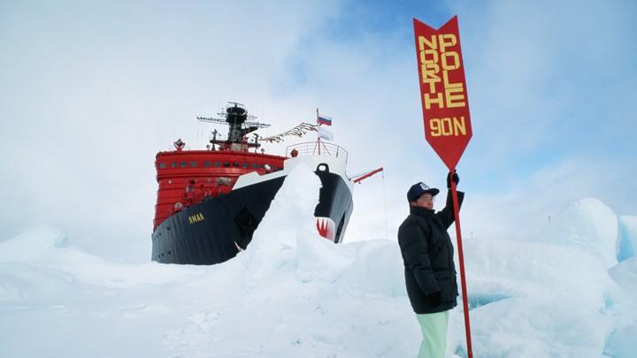 Peter north pole