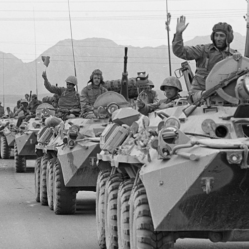 Trump Was Wrong About the Soviet War in Afghanistan - The
