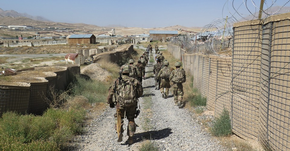 U S  Needs a Real Solution Before Leaving Afghanistan - The