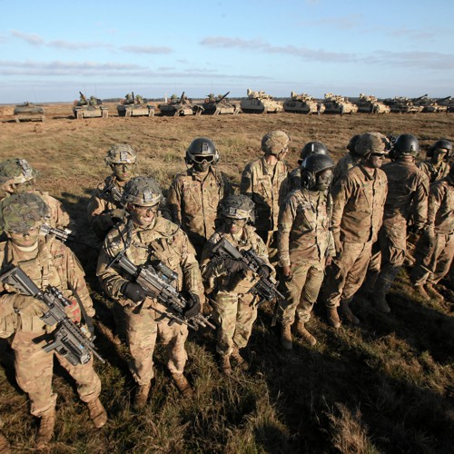Democrats Would Be Wrong to Cut U S  Military Spending - The