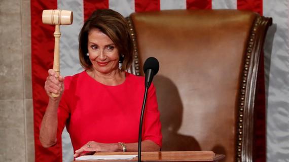 theatlantic.com - Nancy Pelosi's Power Move on the State of the Union