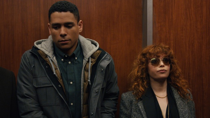 What Is 'Russian Doll' Actually About? - The Atlantic