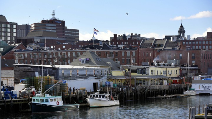 Arctic Ice Melt Could Open Maine For Trade The Atlantic