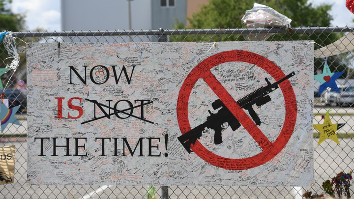 A New Ballot Initiative Aims to Ban Assault Weapons in