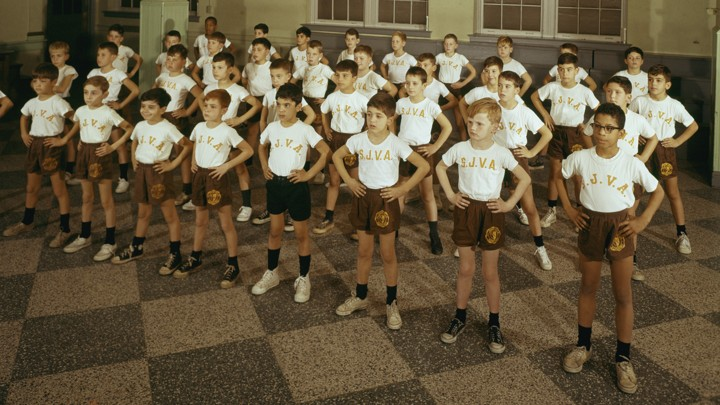 what gym class was like for atlantic readers - the atlantic