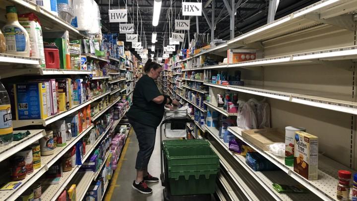 supermarket problem statement