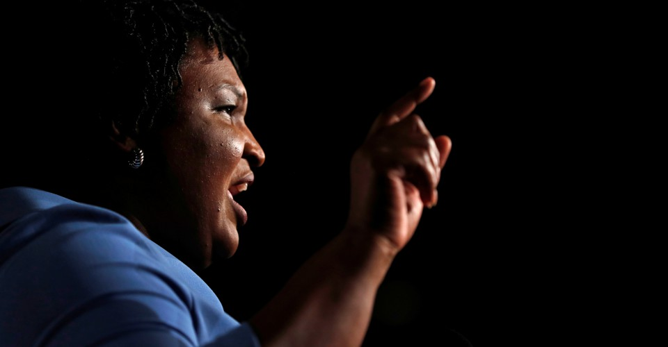 photo image Read Stacey Abrams's Rebuttal to the State of the Union