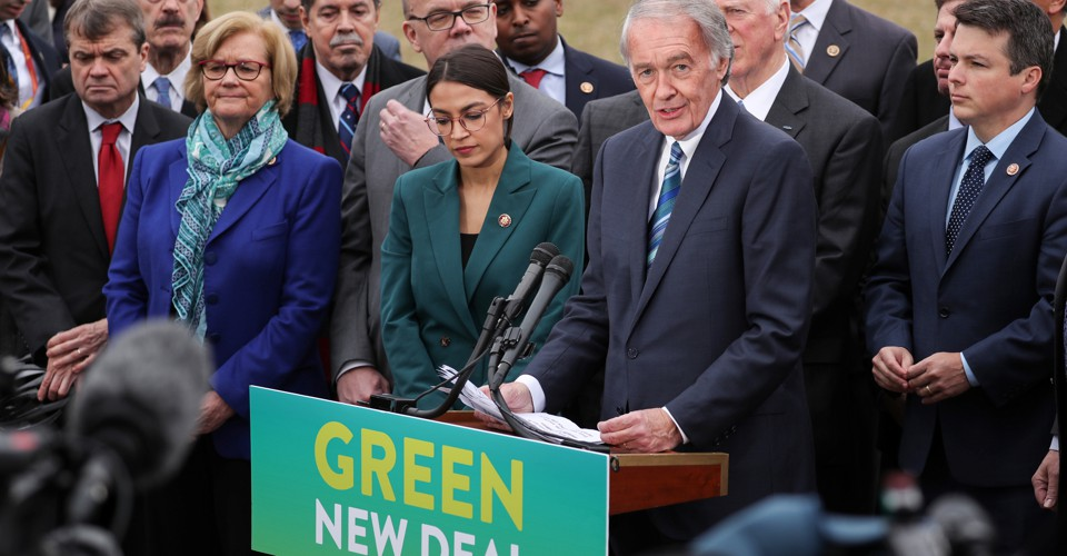 photo image The Atlantic Politics & Policy Daily: Deal or Green Deal