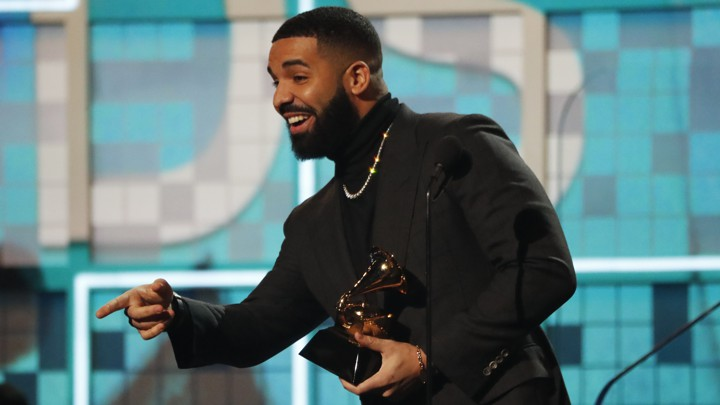 Drake Critiques the Grammys During Acceptance Speech - The Atlantic