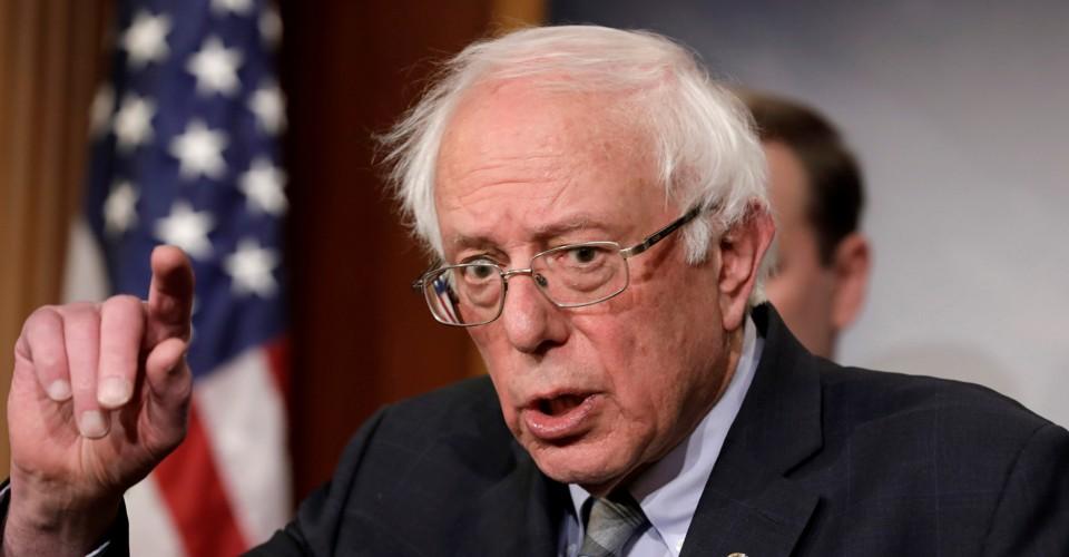 Bernie Sanders Is the Democratic Front-Runner for ...