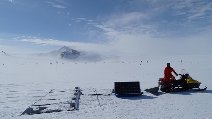 Antartica S Iron Meteorites Are Missing The Atlantic