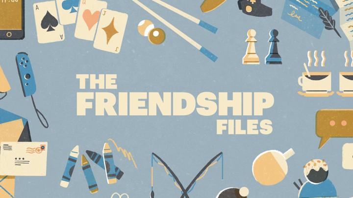 Introducing 'The Friendship Files' - The Atlantic