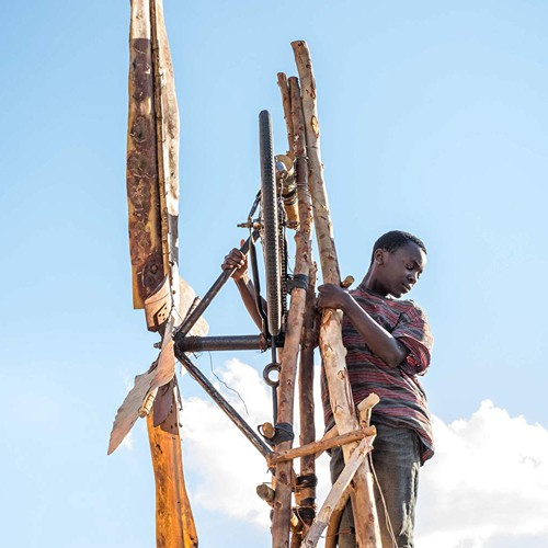 Netflix's ' The Boy Who Harnessed the Wind' Review