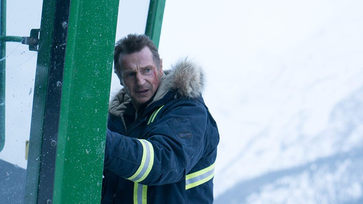 Liam Neeson's 'Cold Pursuit': 'Taken,' but With Insight - The Atlantic