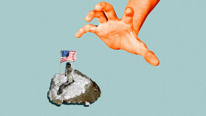 NASA's Moon-Rock Thief, Thad Roberts, Was My Mentor - The Atlantic