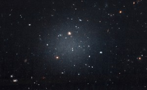 Stars across the night sky