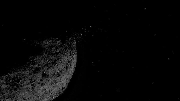 Nasa S Mission To Bennu The Asteroid Stuns Scientists The