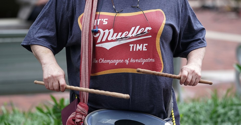 The Mueller-Industrial Complex Collapses