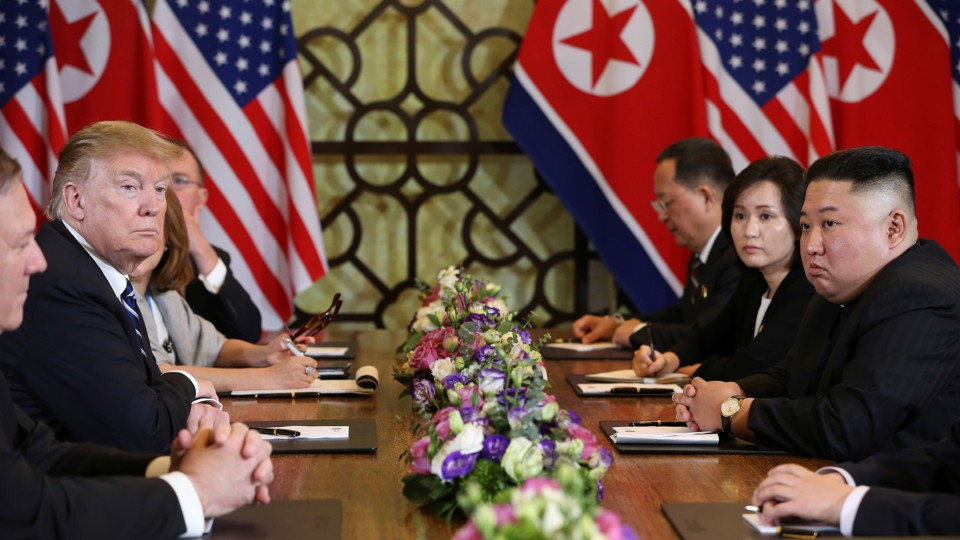The U.S. and North Korea Are Back to Talking Tough