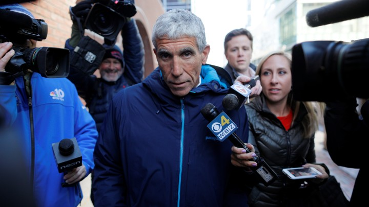 2019 college admissions bribery scandal
