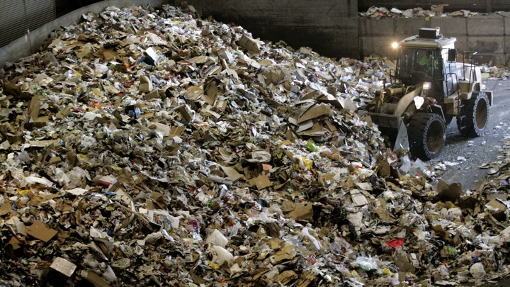 What Happens Now That China Won't Take U S  Recycling - The Atlantic
