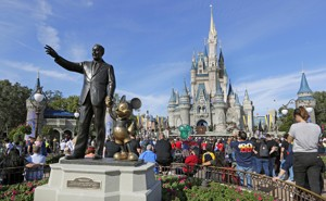 Walt Disney World in Lake Buena Vista, Florida