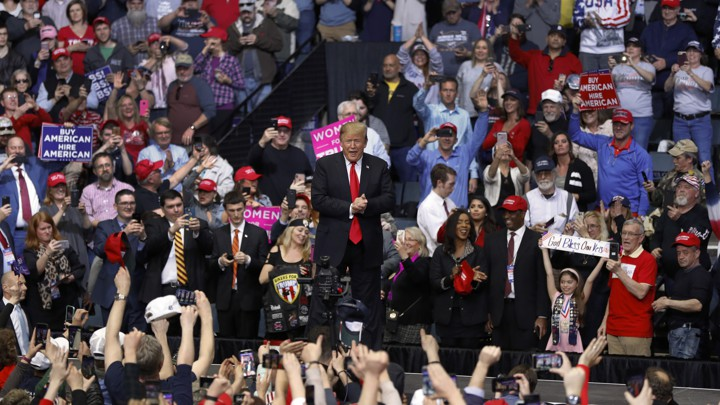 Trump's Rallies and Speeches Are Angrier Than Ever - The