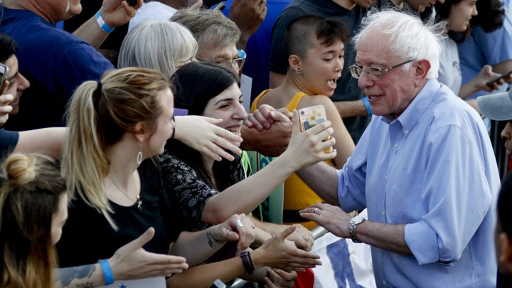 Bernie Sanders Is Thinking He Will Win It All in 2020 - The