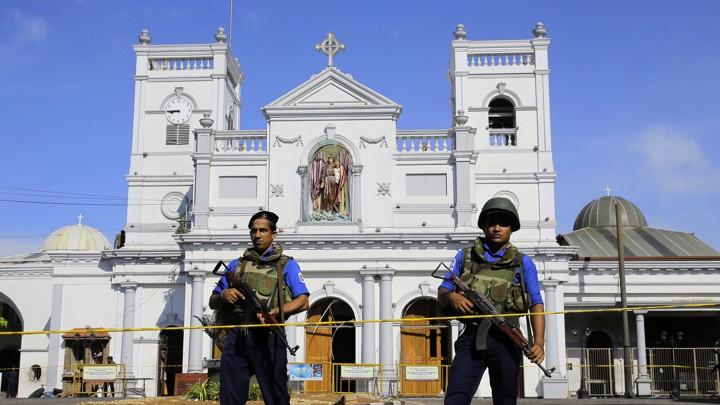 Sri Lanka's Christians Faced New Persecution - The Atlantic