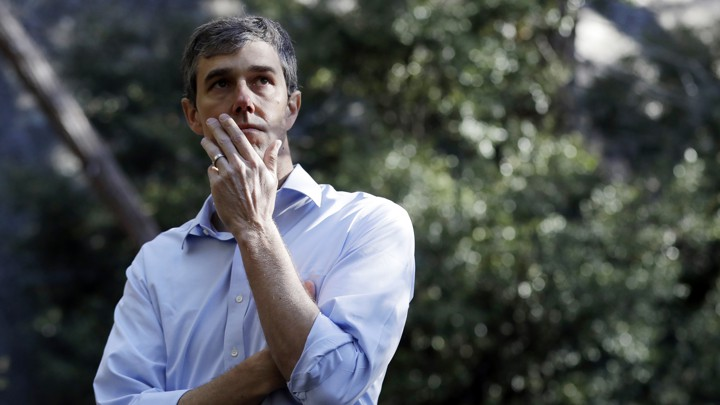 Experts Recommend Shift In National >> Beto 2020 His Climate Change Plan Surprised Experts The Atlantic